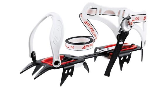 AustriAlpin SkyWalk - Crampones - concept blanco/negro